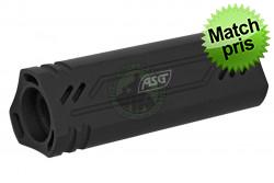ASG Løbsforlænger, ATS, universal, metal, 14 ccw,10cm..