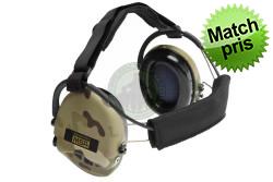 Sordin - Elektronisk MSA høreværn Supreme Pro-X m/Neckband M..