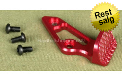 AIP Aluminum Skidproof Thumb Rest - Red..