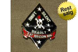 Metal emblem, Ranger bataljon..
