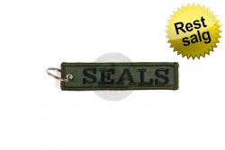SEALS nøglering, 12,5 x3 cm..