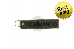 Commando nøglering, 12,5 x3 cm..