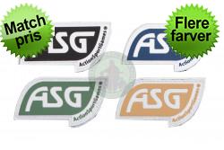 ASG PVC Patch..