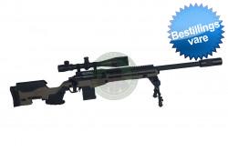 Action Army AAC T10, Komplet pakke, fuldt opgraderet, 165-17..