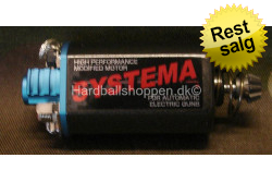 Systema - Short motor type TURBO..