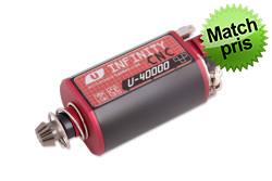 ULTIMATE Upgrade Series - Infinity CNC, U-40000, Rød, Kort..