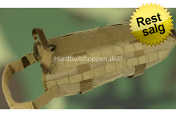 Spartan Imports - Tactical K9 Operator Harness, Coyote Brown..