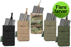 Warrior Assault Systems - Sgl Open M4 Mag/BungeeRetent-1 Mag..