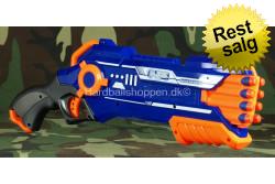 Soft Bullet, Shotgun, inkl. 20 skud..