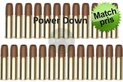 ASG Patroner til Dan Wesson, PowerDown, 25 stk. kasse..