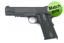 CyberGun - Colt 1911 Rail, Blackened..
