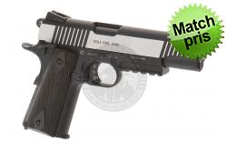 CyberGun - Colt 1911 Rail, Dual Tone..