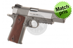 CyberGun - Colt 1911 Rail, Stainless..