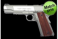 CyberGun - Colt 1911 Rail, Stainless..