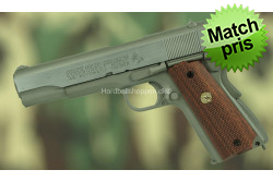 CyberGun - Colt 1911 MK IV Series '70, Stainless..