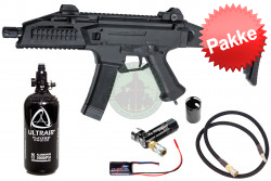 ASG Scorpion EVO 3 - A1, HPA Edition- PAKKE..