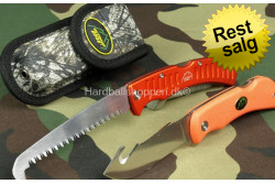 Grip Hook Knife and Saw Combo, Orange..