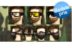 Airsoft Goggle, 3 linser + S..